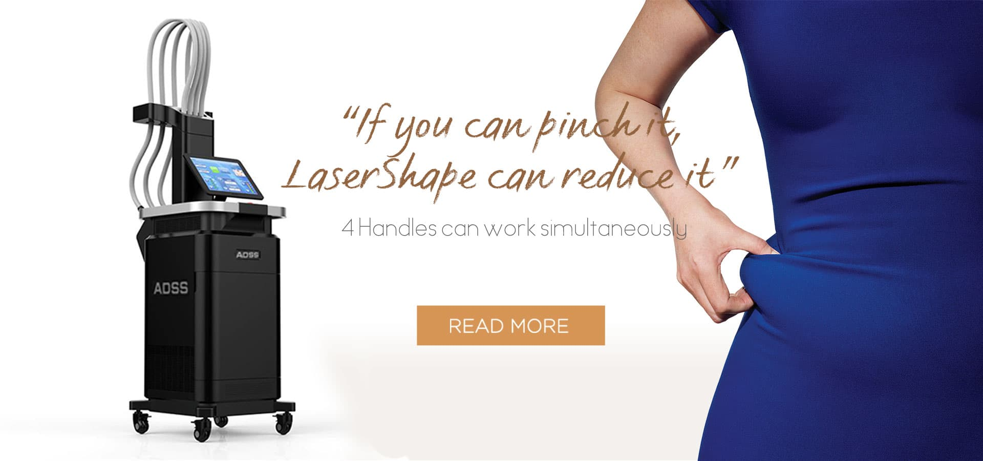 Laser Shape Body Slimming system